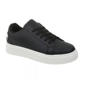 γυναικεια sneakers μαυρα
