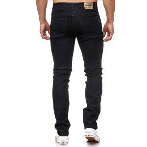 ανδρικό παντελόνι τζίν μαυρο
