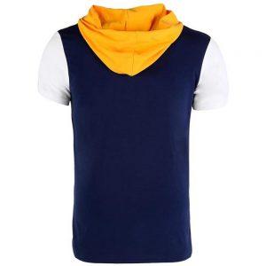 ανδρικά μπλουζάκια με κουκούλα